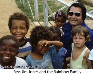 Rev. Jim Jones and the Rainbow Family