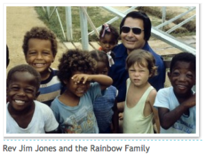 Jim Jones Rainbow Family